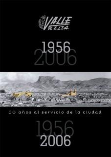 Libro - 50 años de Valle de Elda